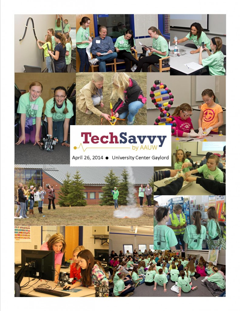 Tech Savvy Gaylord Collage