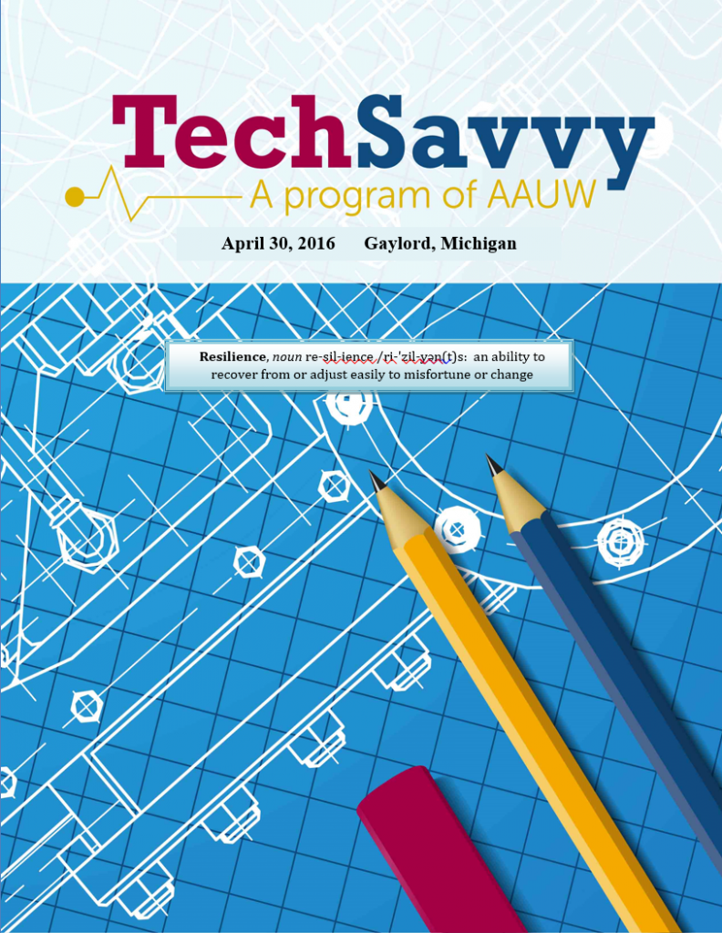 tech savvvy pogram front page